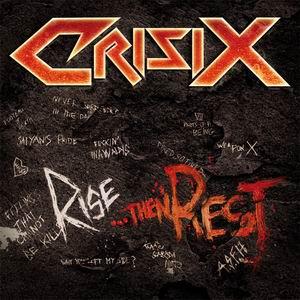 crisix rise then rest