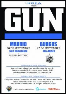 CARTEL GUN MEDIOS