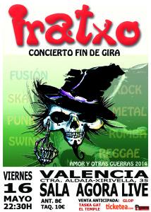IRATXO - valencia