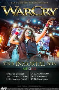 warcry mexico 2016