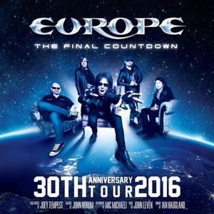 europe 30 aniversario españa