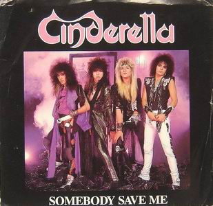 cinderella single somebody save me
