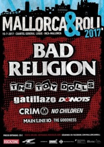 mallorca roll bad religion