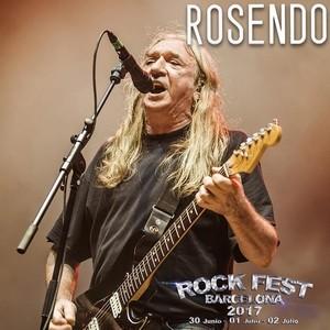 rosendo rock fest bcn