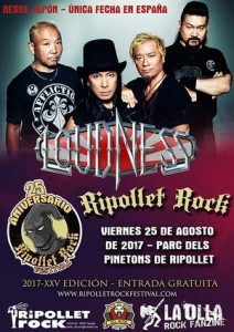 loudness ripollet rock