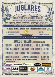 juglares festival alcala
