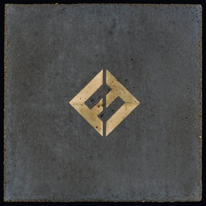 foo fighters concrete and gold
