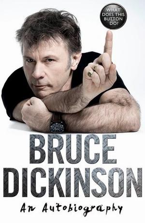 bruce dickinson autobiografia