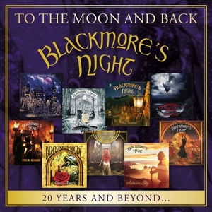blackmores night to the moon and back
