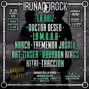 festival iruña rock