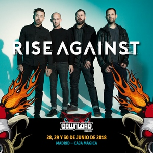 rise against download festival madrid 2018