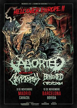 aborted cryptopsy madrid barcelona 2018