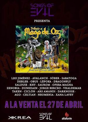 tributo a mago de oz stay oz