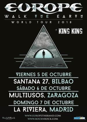 europe gira española