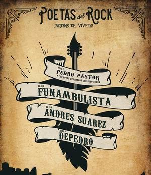 festival poetas del rock valencia