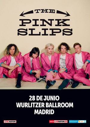 the pink slips madrid