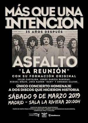 asfalto reunion 2019