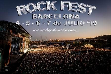 rock fest barcelona 2019
