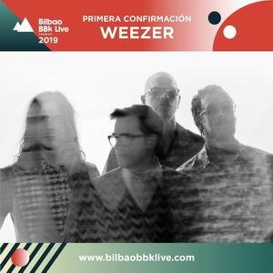 weezer bilbao bbk live 2019