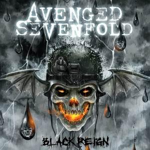 avenged sevenfold black reign ep