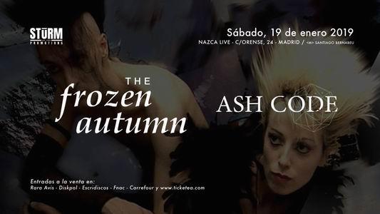 the frozen autumn ash code madrid 2019