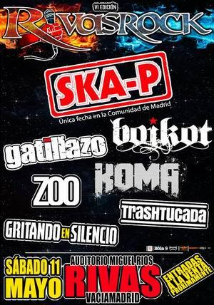 rivas rock festival 2019