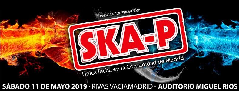 rivas rock ska-p sabado 11 mayo 2019 rivas