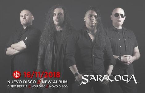 saratoga nuevo disco noviembre 2018 maldito records