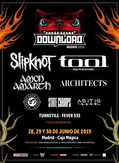 download madrid amon amarth 2019
