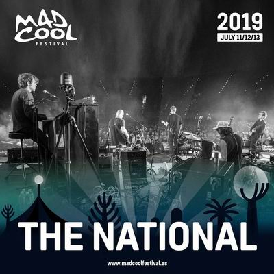 mad cool festival 2019 the nationals