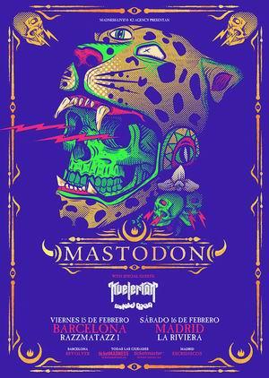 mastodon españa 2019
