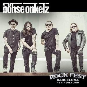 rock fest bcn 2019 bohse onkelz