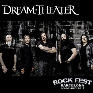 rock fest bcn 2019 dream theater