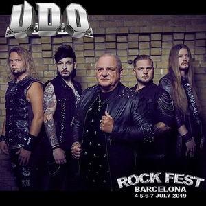 rock fest bcn 2019 udo