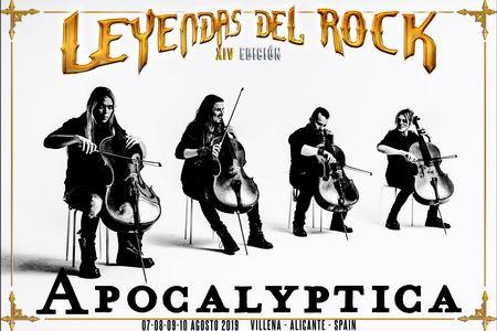 apocalyptica leyendas del rock 2019