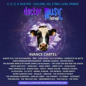 doctor music festival 2019 primeras confirmaciones