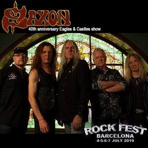 saxon rock fest