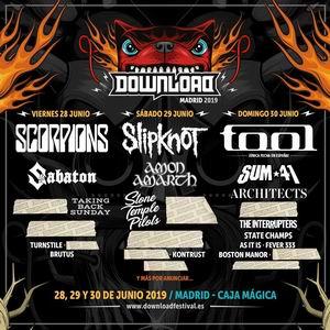 download festival madrid 2019 nuevas confirmaciones
