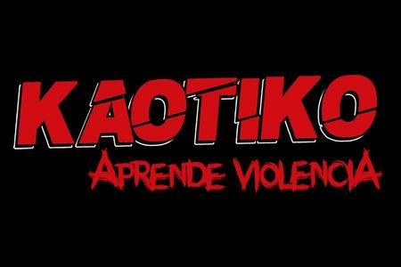 kaotiko aprende violencia tour