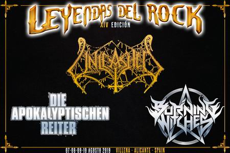 leyendas del rock unleashed