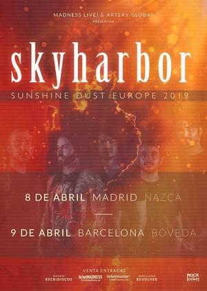 skyharbor españa 2019