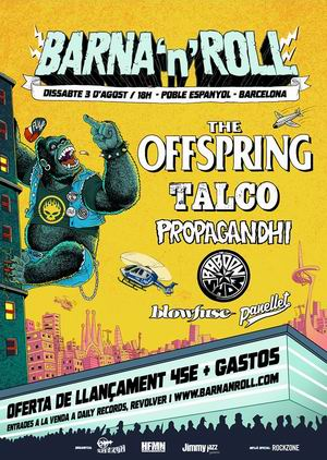 barna n roll the offspring 2019