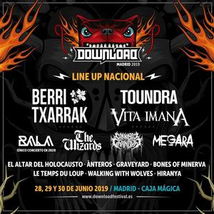 grupos nacionales download festival 2019