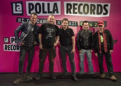la polla records rueda de prensa madrid 2019