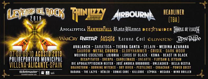 leyendas del rock festival thin lizzy