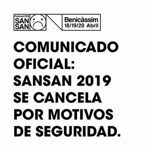 san san festival cancelado