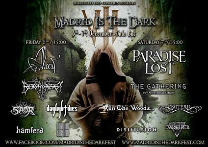 madrid is the dark fest 2019