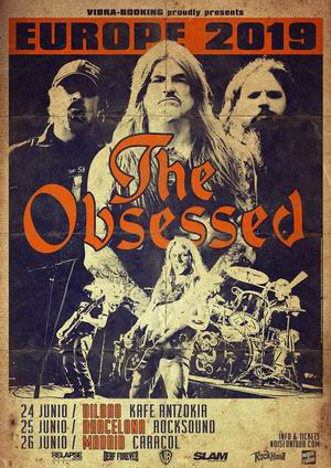 the obsessed bilbao barcelona madrid 2019