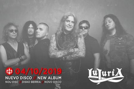 lujuria nuevo disco octubre 2