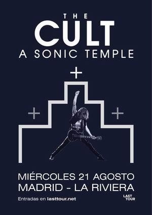 the cult madrid